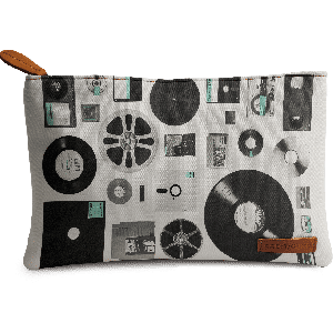 Buy DailyObjects Vintage Storage Carry-All Pouch Medium - Nykaa