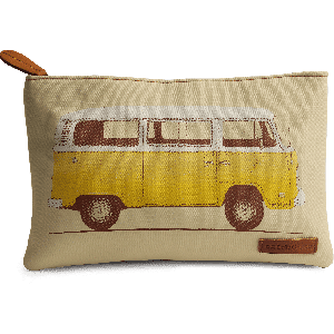 Buy DailyObjects Volkswagen Combi T2 Carry-All Pouch Medium - Nykaa