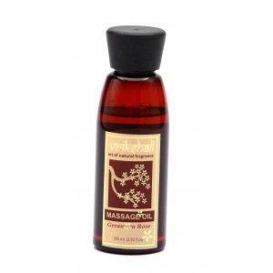 Buy Vrikshali Geranium Rose Massage Oil - Nykaa