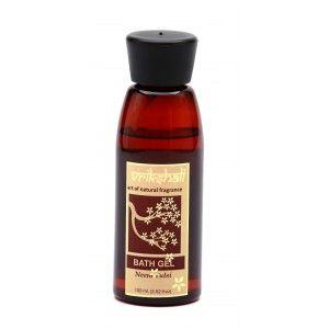 Buy Vrikshali Neem Tulsi Bath Gel - Nykaa