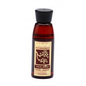 Buy Vrikshali Sandal Turmeric Face Wash - Nykaa