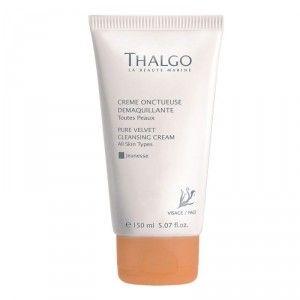 Buy Thalgo Pure Velvet Cleansing Cream - Nykaa