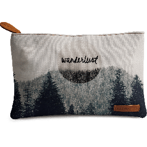 Buy DailyObjects Wanderlust Carry-All Pouch Medium - Nykaa