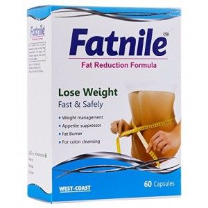 Buy West Coast Fatnile Fat Reduction Formula 60 Capsules - Nykaa