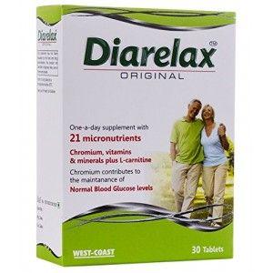 Buy West Coast Diarelax Original 30 Tablets - Nykaa