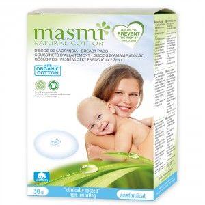 Buy Masmi Nursing Pads with Organic Cotton - Nykaa