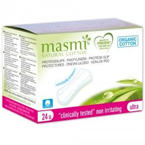 Buy Masmi Organic Ultra Thin PL Indvidually Wrapped - Nykaa