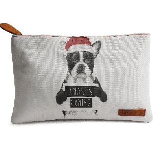 Buy DailyObjects Xmas Is Coming Carry-All Pouch Medium - Nykaa