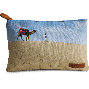 Buy DailyObjects You Can Lead A Camel Carry-All Pouch Medium - Nykaa