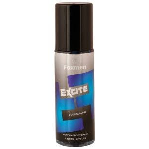 Buy Foxmen Excite Perfume Body Spray - Nykaa