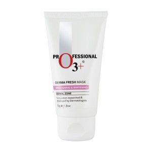 Buy O3+ Derma Fresh Mask Brightening & Whitening Dermal Zone - Nykaa