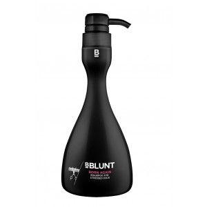 Buy BBLUNT Born Again Shampoo, For Stressed Hair - Nykaa