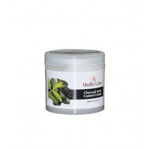 Buy Vedic Line Charcoal Acne Control Cream - Nykaa