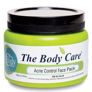Buy The Body Care Acne Control Face Pack - Nykaa