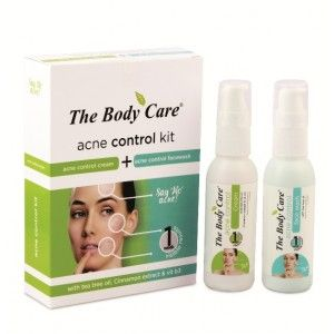 Buy The Body Care Acne Control Kit - Nykaa