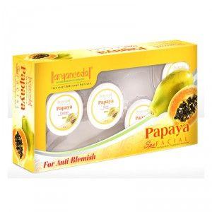 Buy Aryanveda Papaya Spa Facial - Nykaa