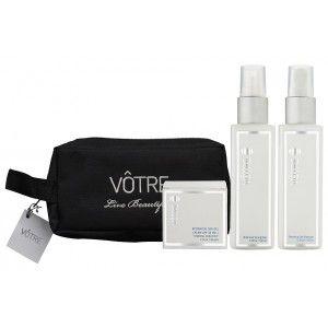 Buy Votre All Natural Botanical Skincare Kit - Nykaa