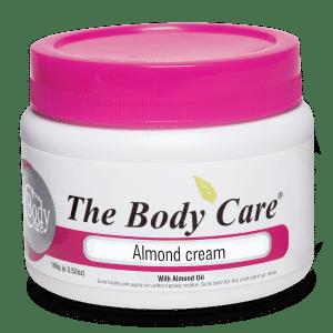 Buy The Body Care Almond Cream - Nykaa