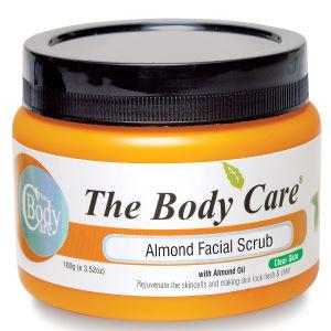 Buy The Body Care Almond Facial Scrub - Nykaa