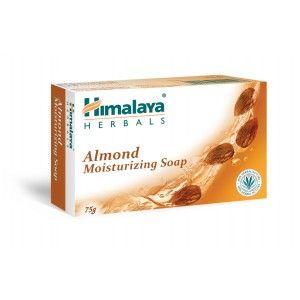 Buy Himalaya Herbals Moisturizing Almond Soap - Nykaa