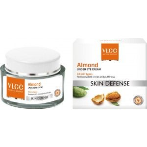 Buy VLCC Almond Under Eye Cream - Nykaa