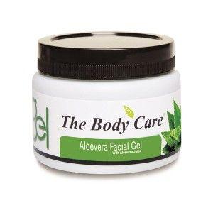 Buy The Body Care Aloevera Facial Gel - Nykaa