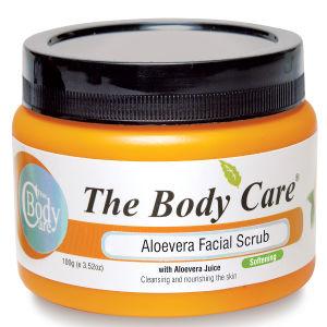 Buy The Body Care Aloevera Facial Scrub - Nykaa