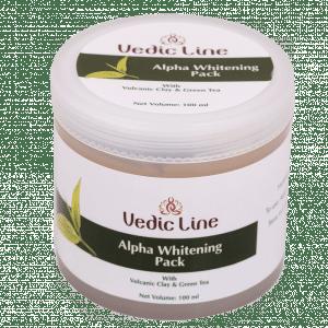 Buy Vedic Line Alpha Whitening Pack - Nykaa