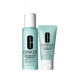 Buy Clinique Anti Blemish Daily Solution Kit - Nykaa