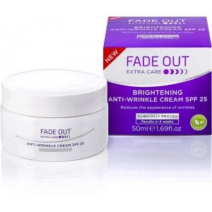 Buy Fade Out Extra Care Brightening Anti Wrinkle Cream + 50% Extra Free - Nykaa
