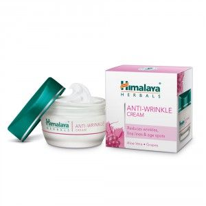 Buy Himalaya Herbals Anti-Wrinkle Cream - Nykaa