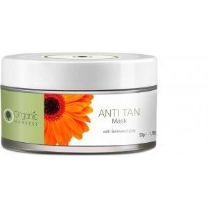 Buy Organic Harvest Face Mask - Anti Tan - Nykaa