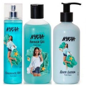 Buy Nykaa Fresh Aqua Combo - Nykaa