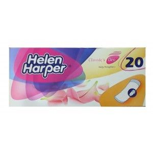 Buy Helen Harper Classic Deo Daily Pantyliners 20s - Nykaa