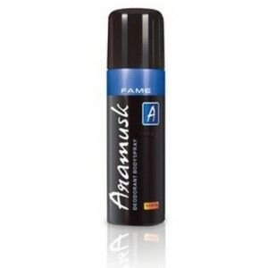 Buy Aramusk Deodorant Spray For Men - Fame - Nykaa