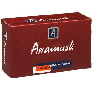 Buy AramuskMusk Men Bath Soap - Nykaa