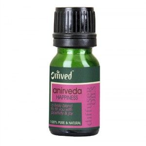 Buy Omved Anirveda Diffuser Oil - Nykaa