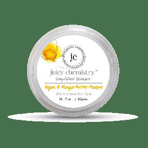 Buy Juicy Chemistry Argan & Mango Butter Masque (Pre Shampoo Hair Spa) - Nykaa