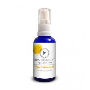 Buy Juicy Chemistry Argan & Chamomile (Dry & Frizzy Hair Serum) - Nykaa