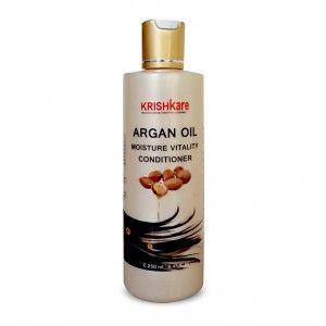 Buy Krishkare Argan Oil Moisture Vitality Conditioner - Nykaa