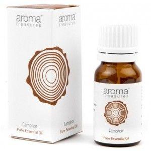 Buy Aroma Treasures Camphor Pure Essential Oil  - Nykaa