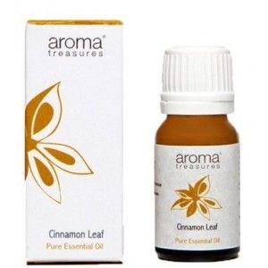 Buy Aroma Treasures Cinnamon Leaf Pure Essential Oil  - Nykaa