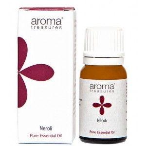 Buy Aroma Treasures Neroli Pure Essential Oil - Nykaa