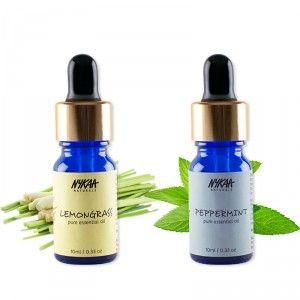 Buy Nykaa Aromatic Essential Oil Combo - Nykaa