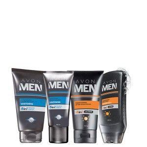 Buy Avon Men's Skin Care Combo - Nykaa
