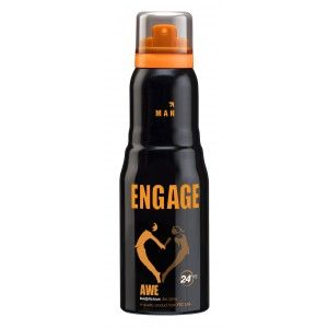 Buy Engage Man Deo Spray for Men - Awe - Nykaa