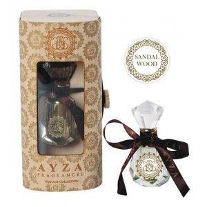 Buy Ayza Concentrated Parfum Sandalwood - Nykaa