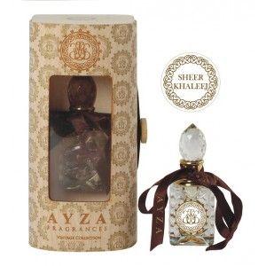 Buy Ayza Concentrated Parfum Sheer Kaleej - Nykaa