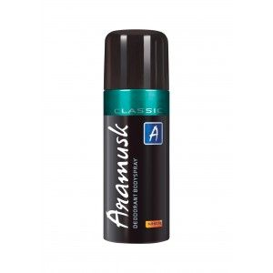 Buy Aramusk Classic Deodrant Body Spray for Men - Nykaa
