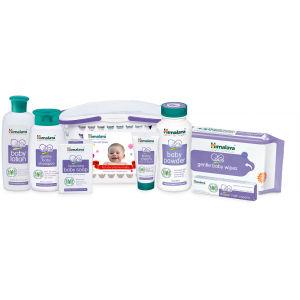 Buy Himalaya Baby Care Baby Gift Basket - Nykaa